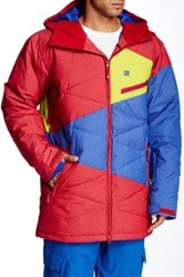Dc Stage 15 Snow Jacket Red