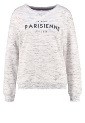 Soyaconcept Rie Sweatshirt Offwhite Combi Off White