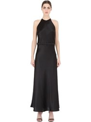 La Perla Freesia Lace And Silk Satin Night Gown