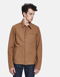 Rogue Territory Supply Jacket In Copper Canvas