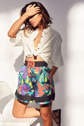 Without Walls Jade High Rise Short Multi