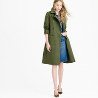J.Crew Pre Order Military Trench