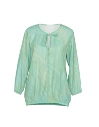 Gas Jeans Blouses Green