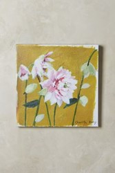 Anthropologie Garden Walk Wall Art Saffron