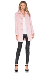 Red Valentino Peacoat Pink