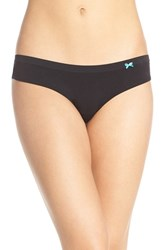 Women's Kensie 'Abby' Lace Back Cheeky Briefs Ceramic