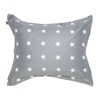 Gant Allover Star Pillowcase Grey