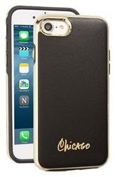 Rebecca Minkoff Big City Iphone 7 Case Black Chicago