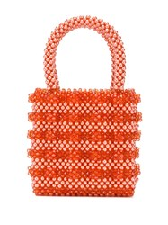 Shrimps Antonia Tote Bag Orange
