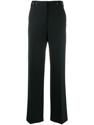 The Row Boot Cut Trousers Black