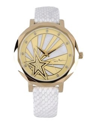 Thierry Mugler Wrist Watches Ivory