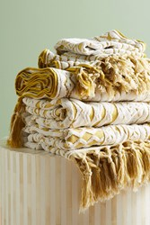 Anthropologie Marcela Towel Collection Maize