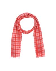 Abcm2 Accessories Oblong Scarves Men Red