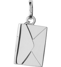 Links Of London Sealed With A Kiss Envelope Sterling Silver Charm
