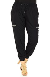 City Chic Plus Size Women's 'Festival Time' Cargo Pants