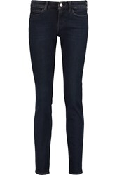 M.I.H Jeans Mid Rise Skinny Jeans Blue