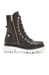 Love Moschino Military Boot Black