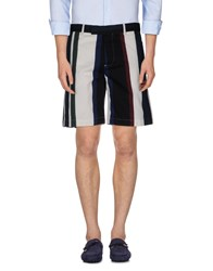 Marni Trousers Bermuda Shorts Men White