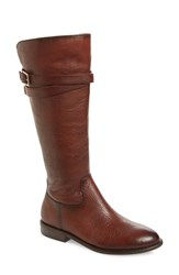 Isola Trimont Knee High Boot Whiskey Leather