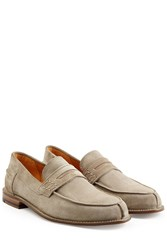 Ludwig Reiter Suede Loafers