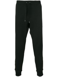 Polo Ralph Lauren Logo Embroidered Joggers Black