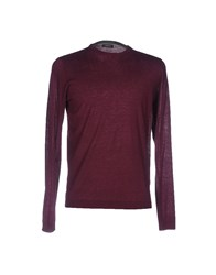 Rossopuro Sweaters Deep Purple