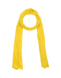 Stefanel Accessories Stoles Women Yellow
