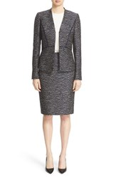 Lafayette 148 New York Women's 'Aubrey' Tweed Blazer