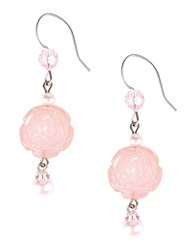 Tarina Tarantino Earrings Pink
