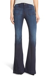 Women's Hudson Jeans 'Taylor' High Rise Flare Jeans Rogue Wave