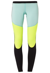 Roxy Optnat Tights Cabbage Light Blue