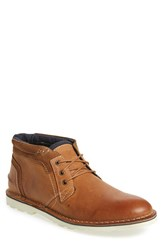 Steve Madden Men's 'Inflict' Chukka Boot Tan Leather