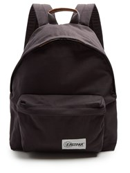 Eastpak Pak'r Canvas Backpack Black