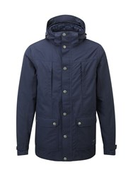 Tog 24 Men's Sutton Milatex 3In1 Jacket Navy