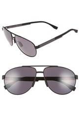 Men's Boss 63Mm Polarized Sunglasses