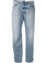 Golden Goose Deluxe Brand Straight Jeans Blue