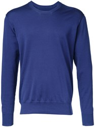 Attachment Classic Sweatshirt Blue