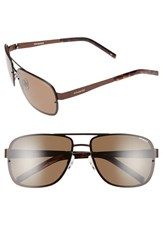 Men's Polaroid Eyewear 'Pld 2025 S' 63Mm Polarized Sunglasses