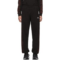 Adidas By Alexander Wang Originals Black Aw Jogger Pants