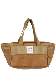 Filson Small Cotton Canvas Tote