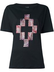 Marcelo Burlon County Of Milan 'Staff' T Shirt Black