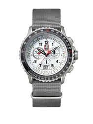 Luminox F 22 Raptor Flight Calculation Chronograph Watch No Color