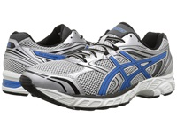 Asics Gel Equation 8 Lightning Electric Blue Black Men's Running Shoes Gray