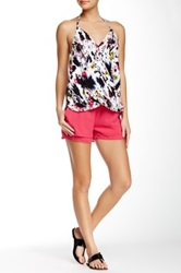Eight Sixty Solid Short Pink