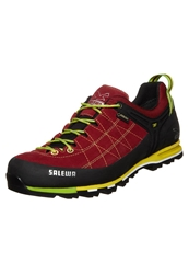 Salewa Ms Mtn Trainer Gtx Climbing Shoes Red Citro