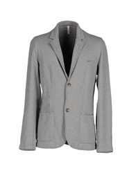 Sun 68 Suits And Jackets Blazers Men Grey