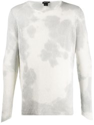 Avant Toi Marble Effect Jumper 60