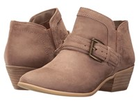 Volatile Aquila Taupe Women's Pull On Boots