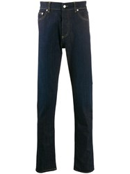 Katharine Hamnett London Mick Slim Fit Jeans Blue