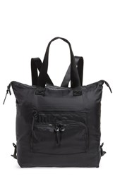 Nordstrom Packable Convertible Backpack Black